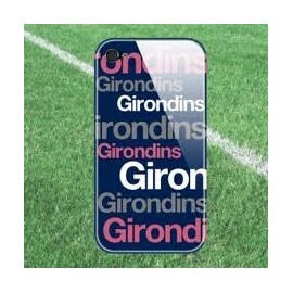 Coque de protection iphone 4/4s Les girondins