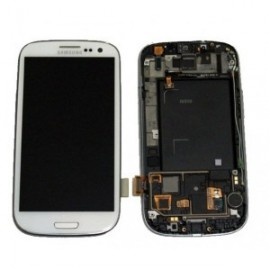 GALAXY S3 I9300 Samsung blanc Remplacement Ecran lcd + tactile