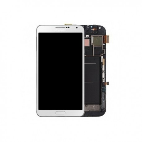 Remplacement écran complet Samsung Galaxy note 3 blanc