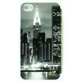 Etui portefeuille Chrysler building