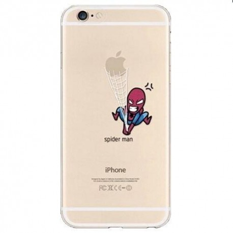 Coque Spider Man Iphone 6/6S