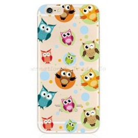 "coque ""Hiboux"" iphone 6/6s"