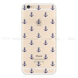 "coque ""ancres"" iphone 6/6s"