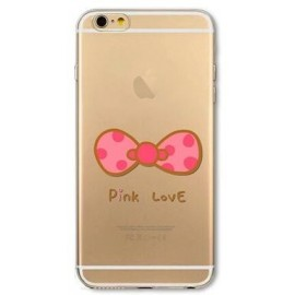 coque Pink Love iphone 6/6S
