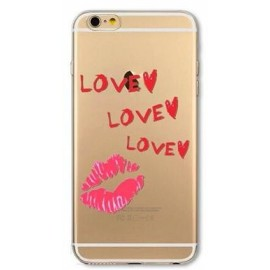coque love love love iphone 6/6S