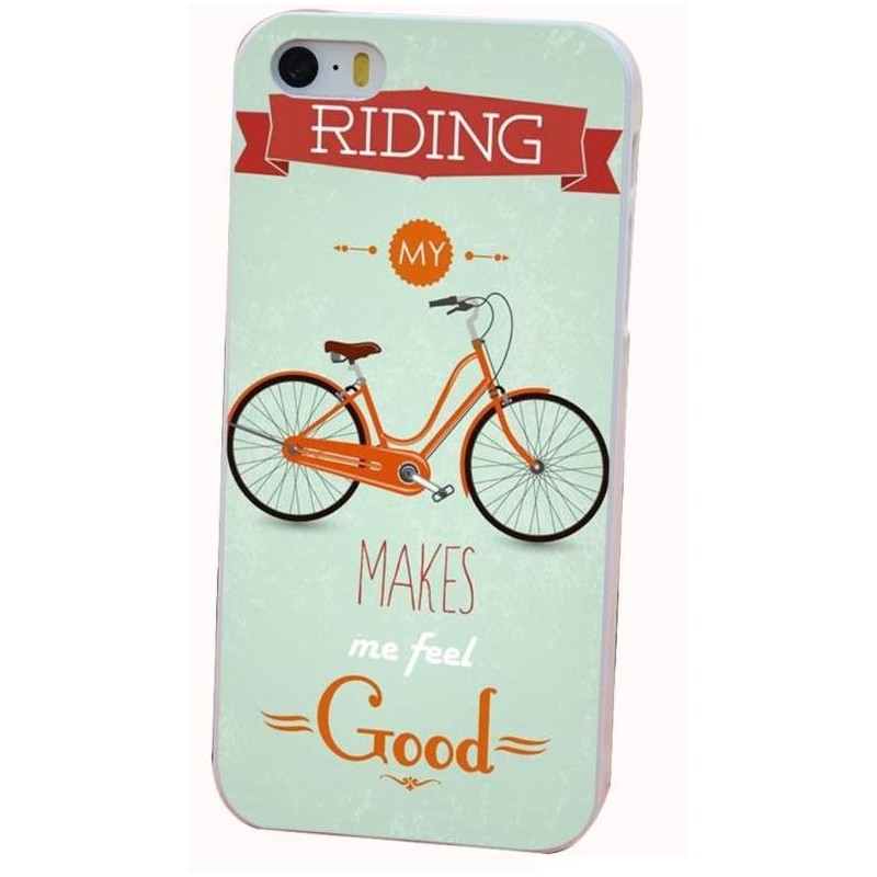 coque iphone 5 velo
