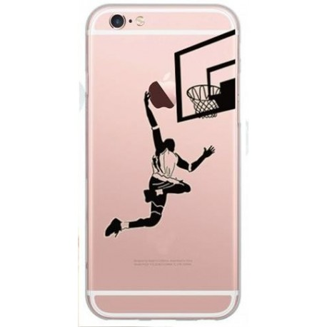 Coque basketeur iphone6/6S