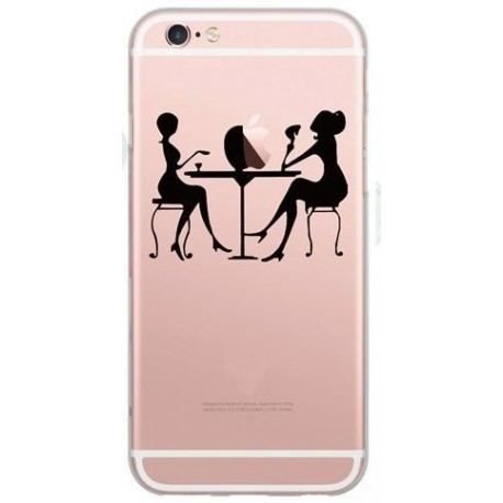 Coque copines en terrasse iphone 6/6S