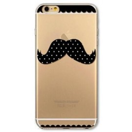 Coque moustache iphone 6/6s