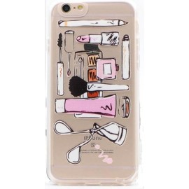 "Coque ""Maquillages"" iphone 6/6S"