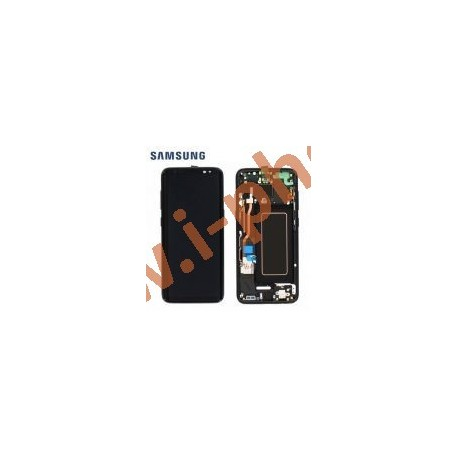Remplacement écran Lcd+tactile samsung Galaxy S8